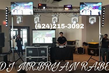 _< SONIDO MR. BRYAN RABEL _> en Los Angeles