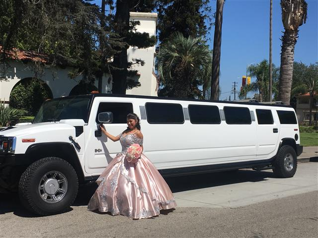 Limo Hummer party bus $99hr image 1