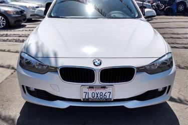 2015 BMW 328i Sedan 4D en Los Angeles County