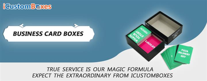 Get Amazing Business card box image 1