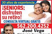 """JOSEVEGA (562)200-4252 """"EL SENOR DE LAS CASAS Y P"""