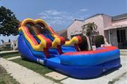 Rento Water Slide