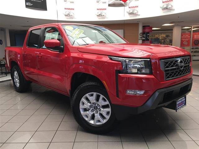 $36985 : 2022 Nissan Frontier SV image 1