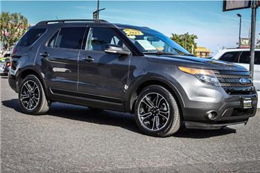 FORD EXPLORER SPORT en Los Angeles County