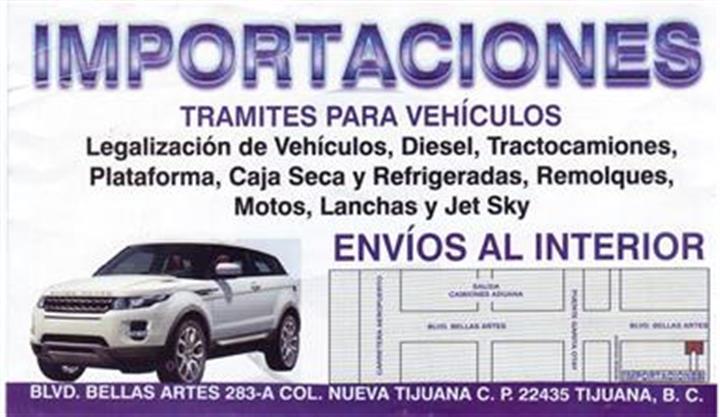 LEGALIZACIÓN DE VEHÍCULOS image 2