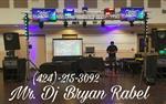 :SONIDO MR BRYAN RABEL: en Orange County