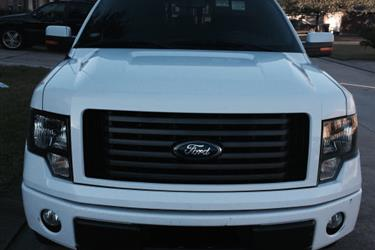 2011 Ford F-150 FX2 4DR en Los Angeles County