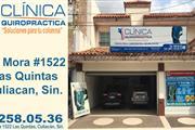 Clínica Quiropráctica Culiacán
