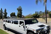 Limo Hummer party bus
