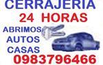 CERRAJEROS URGENTES 24 HRS en Quito
