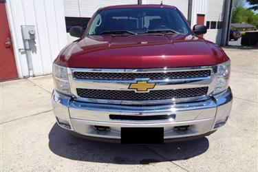 2013 Chevy Silverado LT 4x4 4D en Los Angeles