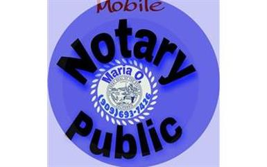 Mobile Notary Public image 1