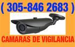 CAMARAS HD VIGILANCIA en Miami