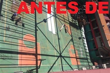 TLF 2428098 LIMPIEZA D CANCHAS en Quito