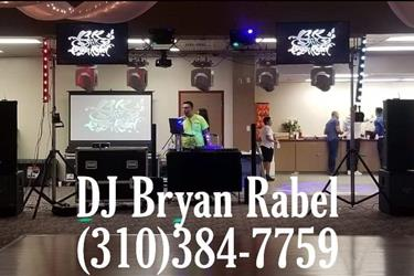 ☆× SONIDO MR. BRYAN RABEL ×☆ en Los Angeles