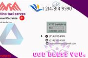 Taxi Server
