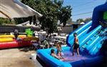 """WATER SLIDE""""S*TORO""""S MECANICOS en Los Angeles"""