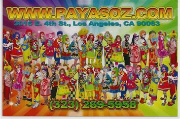 PAYASOS EN LOS ANGELES image 2