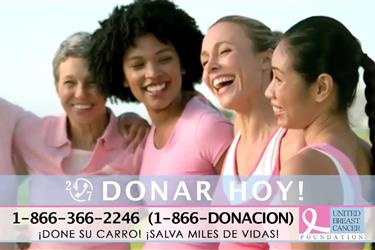Donar Carro Cancer de Mama en Seattle