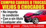 Exp Junk cars Fast pay en Orange County
