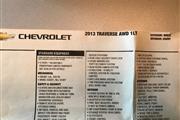 $7700 : Traverse LT, 2013 Chevrolet thumbnail