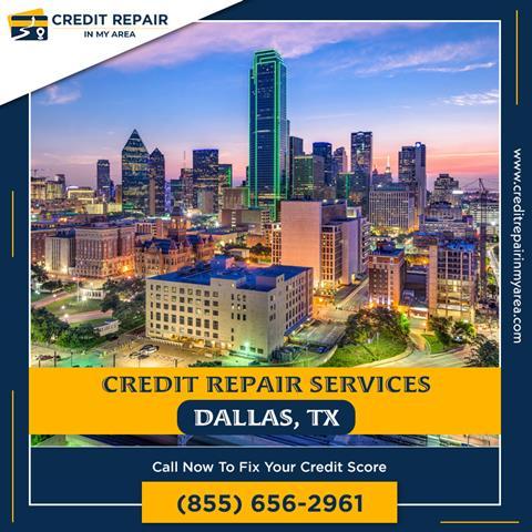 Credit Score in Dallas, TX image 1