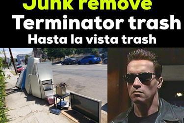 Eliminamos todo tipo de basura en Los Angeles