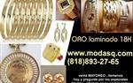 oro laminado 18k garantizado en Los Angeles