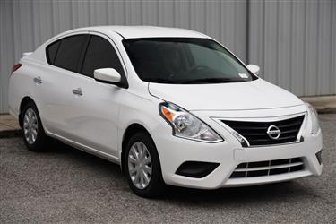 2018 Nissan versa SV 4D en Los Angeles County