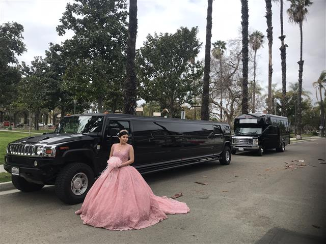 Hummer party bus 3hrs $295 image 1
