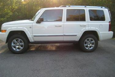 2007 JEEP COMMANDER LTD en Los Angeles
