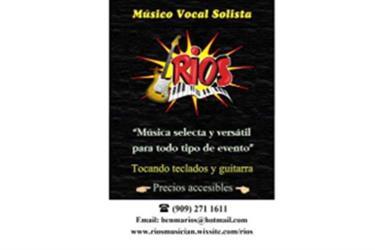 RIOS SOLISTA_Suena Como Grupo en Los Angeles