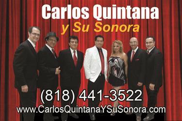 CARLOS QUINTANA Y SU SONORA en Los Angeles County