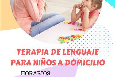 TERAPIA DE LENGUAJE NIÑOS en Bogota
