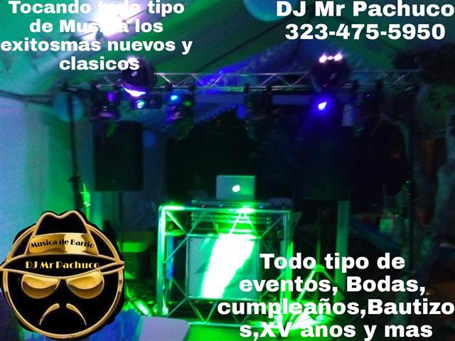 Dj Mr pachuco 5 horas image 3
