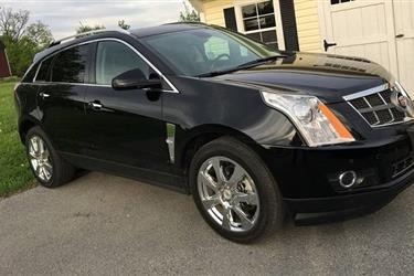 2012 Cadillac SRX Luxury SUV en Los Angeles