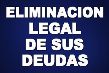 ELIMINACIÓN LEGAL DE DEUDAS en Los Angeles County