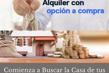 Alquiler con opción a compra en El Paso