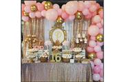 BANQUET HALL FOR PARTIES & EVE