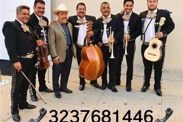 Mariachi real tapatio en Los Angeles County