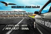 - >  MECANICO A DOMICILIO < - en Orange County