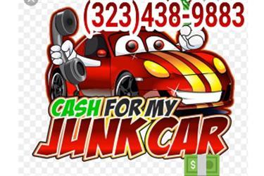 $$$$CASH FOR CARS$$$$DINERO en Los Angeles County