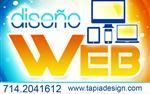 Diseño Web para Empresas LLAME en Los Angeles