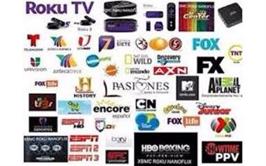 ROKU O FIRE TV TELEVISION image 2