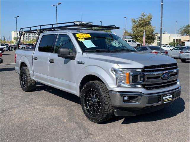 2018 Ford F150 SuperCrew image 2