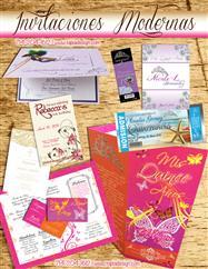 INVITACIONES MODERNAS Y NUEVAS image 1