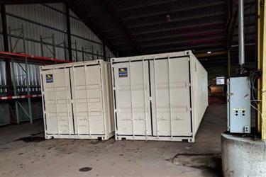 shipping container modular en Indianapolis