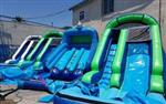 "WATER SLIDE""S*TOROS MECANICO""S en Los Angeles"