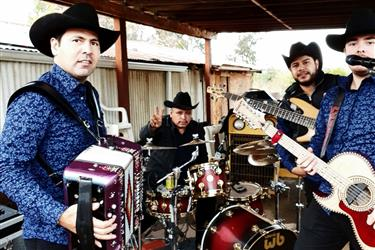 ✖ CONJUNTO NORTEÑO REGISTRO SS en Orange County
