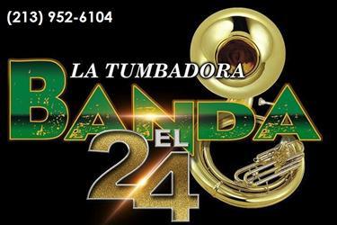 BANDA SINALOENSE EL 24 en Los Angeles